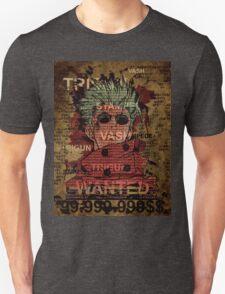 Trigun Vash the stampede Unisex T-Shirt