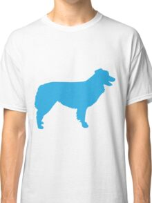 Australian Shepherd Silhouette Classic T-Shirt