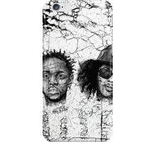 Black Hippy iPhone Case/Skin