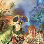 Monkey Island by idaspark
