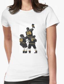 John Scott NHL All Star Game MVP 2016  Womens Fitted T-Shirt