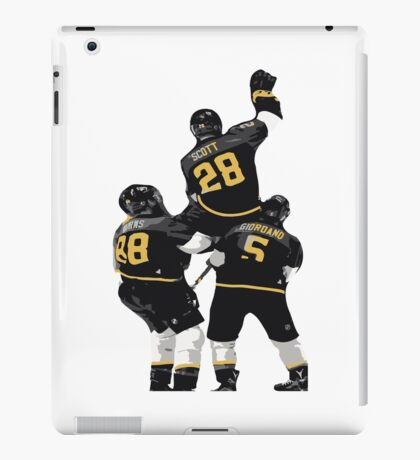John Scott NHL All Star Game MVP 2016  iPad Case/Skin