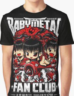BabyMetal Fan Club (Chibi) Graphic T-Shirt