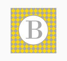 B Checkered Unisex T-Shirt
