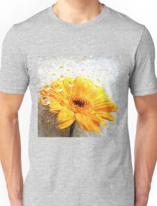 yellow beauty Unisex T-Shirt