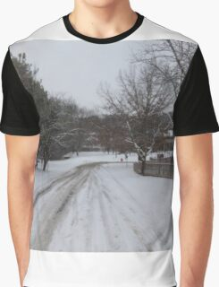 First Snow Graphic T-Shirt