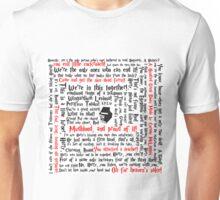 Hermione Granger Quotes Unisex T-Shirt