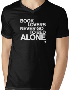 ALONE: NEVER (Collaboration with Xiari) Mens V-Neck T-Shirt