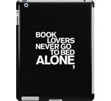 ALONE: NEVER (Collaboration with Xiari) iPad Case/Skin
