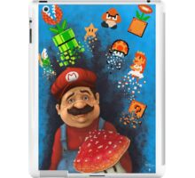 8 bit madness iPad Case/Skin