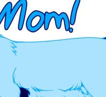 Meezer Mom (Simplistic) Sticker
