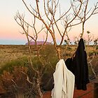 Desert Cloakroom by Pauline Tims