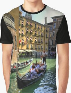 Things to do in Venice Graphic T-Shirt