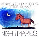 Nightmares by cheezup