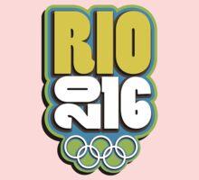 Rio 2016 - Olmypics Kids Tee