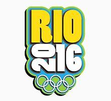 Rio 2016 - Olmypics Unisex T-Shirt