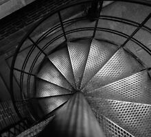 spiral staircase by napiks