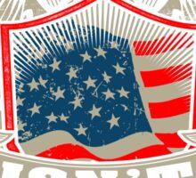 Freedom isn't Dumb Sticker
