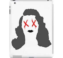 I Hate You So Much I Think I'm Going to Die from It iPad Case/Skin