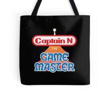 Captain N : The Game Master Tote Bag