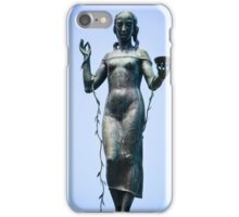 Maiden in Patina iPhone Case/Skin