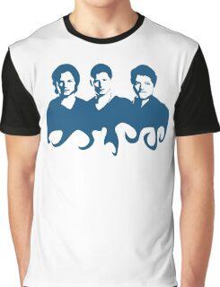 Supernatural - Sam, Dean & Cas Graphic T-Shirt