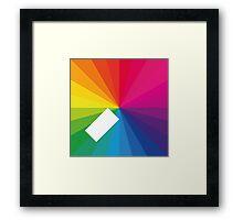 Jamie XX  Framed Print
