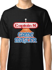 Captain N : The Game Master Classic T-Shirt