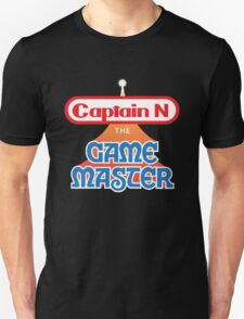 Captain N : The Game Master T-Shirt