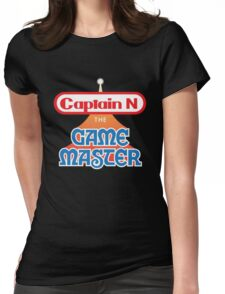 Captain N : The Game Master Womens Fitted T-Shirt