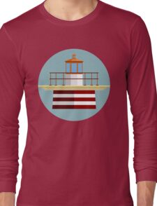 Wes Anderson's Moonrise Kingdom Long Sleeve T-Shirt