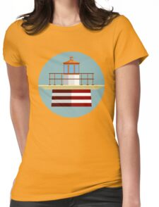 Wes Anderson's Moonrise Kingdom Womens Fitted T-Shirt