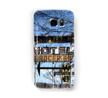 Route 66 New Mexico ~ Modern Ruins Samsung Galaxy Case/Skin