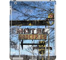 Route 66 New Mexico ~ Modern Ruins iPad Case/Skin