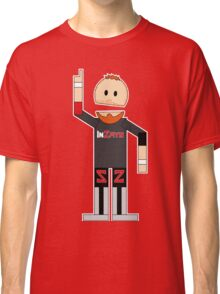 WWE/NXT Sami Zayn (Canadian South Park) Classic T-Shirt
