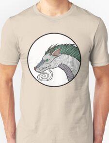 Haku Dragon Doodle T-Shirt