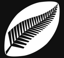 Rugby New Zealand Kids Tee
