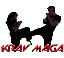 KRAV MAGA Photographic Print