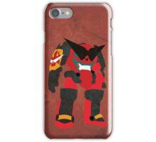 Gurren iPhone Case/Skin