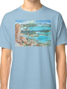 Mt Wellington Outlook Classic T-Shirt