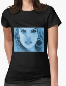 The GUESS? Girl  Womens Fitted T-Shirt