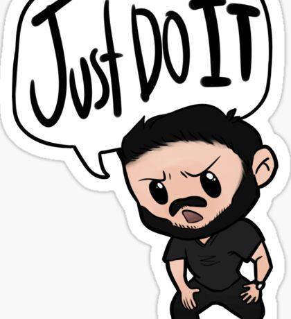 Just Do It - Shia LeBeouf Sticker