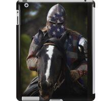 American Knight iPad Case/Skin
