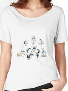 snoopy sport Women's Relaxed Fit T-Shirt