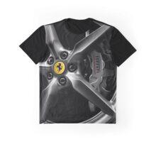 2016 Ferrari 488 GTB Graphic T-Shirt