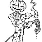 Pumpkinhead by Creativecyclone