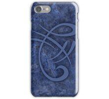 Anti-Anxiety Marbleized iPhone Case/Skin