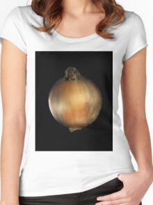 Know Your Onions Women's Fitted Scoop T-Shirt