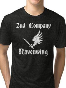 Ravenwing Distressed Tri-blend T-Shirt