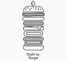 Death by Burger Unisex T-Shirt